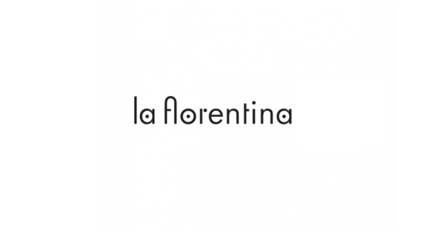 Logotype designed by Mucho for Barcelona based Deli restaurant and all day cafe La Florentina #deli #logotype #based #mucho #restaurant #cafe #la #barcelona #designed #day #florentina