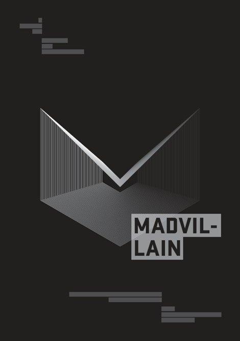 Inspired by Music #sarita #lyrics #design #graphic #inspired #space #hiphop #minimal #poster #art #music #madvillain #blackandwhite #walsh