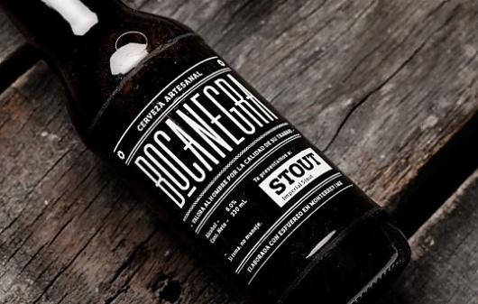 Boca Negra | Lovely Package #beer #stout