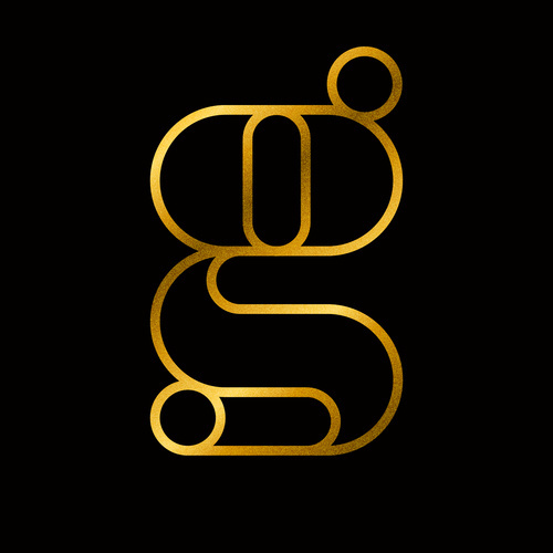 G is for Gold #lettering #letter #G #Design #serif #geometric #monoweight #foil #typography #typedesign #letterdesign #gold #yellow