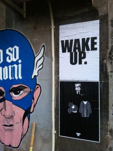 PARTYLIMBO #wakeup #studioenke #poster #project