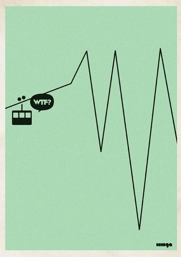 Design You Trust – Design Blog and Community #poster #wtf #art