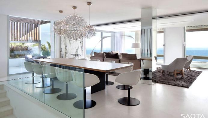 Ibiza Style Interieur : Best architecture spanish style modern villa ibiza images on