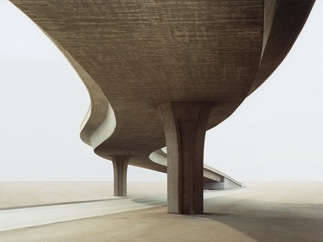 MindSpárkle Magazine — Фотограф Josef Schulz #bridge #photography #architecture