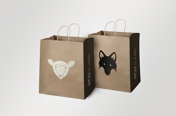 Decimal #boutique #lamb #bags #wolf