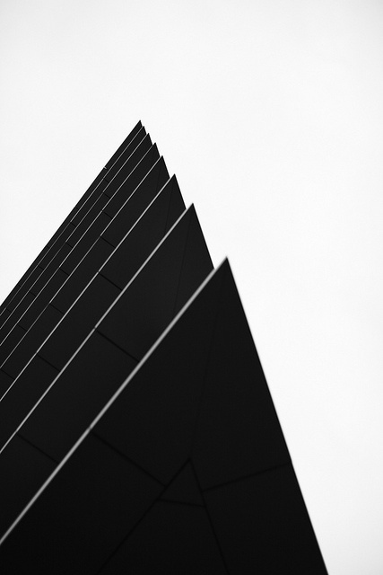 World Trade Center.Russia #whi #black #photography #architecture #building #and #detail