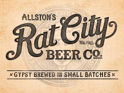 Rat City Beer #beer