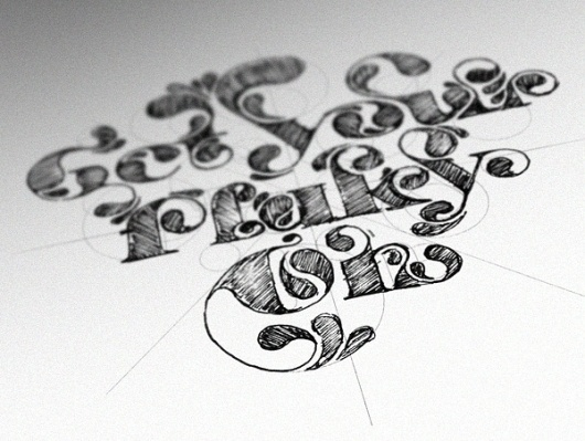 Typography inspiration | #237 « From up North | Design inspiration & news