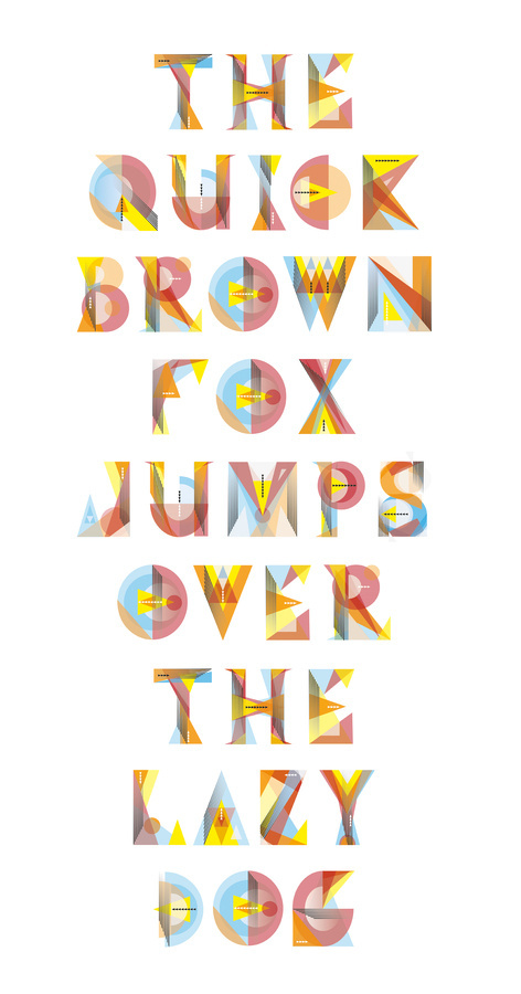 HorSujet - Bronson type #horsujet #bronson #poster #typography