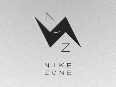 Dribbble - Nike Zone 3 by Noa Emberson #modern #noa #nike #identity #logo #basketball #emberson