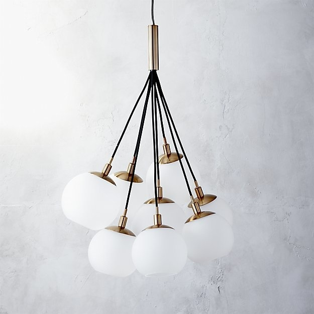SAIC together pendant light | CB2