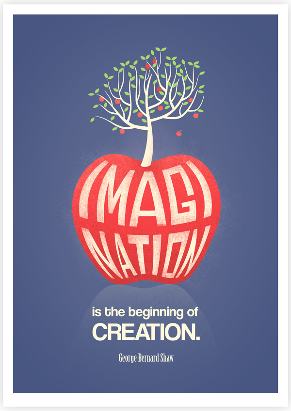 CJWHO ™ (The Quote Illustration Project by Tang Yau Hoong ...) #quote #design #illustration #art #typography