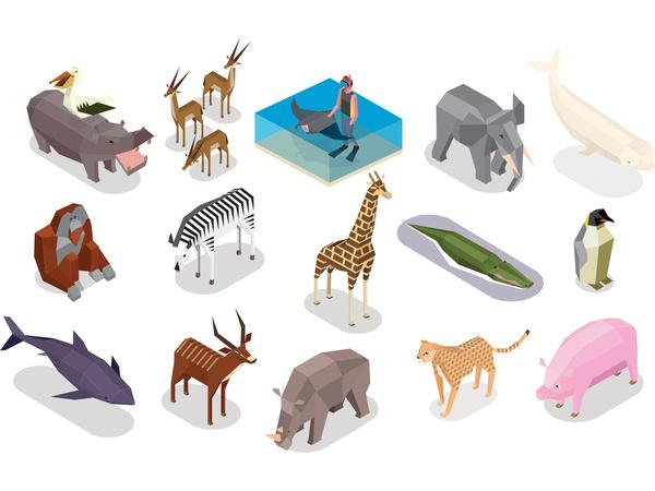 Rob Bailey | SeaWorld #illustration #zoo #drawing #animals