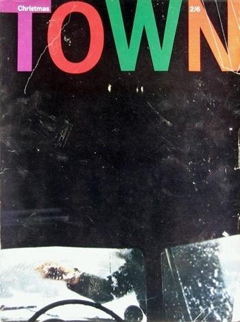Binky the doormat #cover #1960s #town #magazine