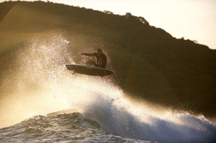 Otis Carey: Artist, Pro Surfer, Deadly Icon