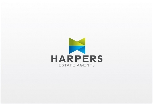 Harpers Homes – Logo Design | UK Logo Design #logo #design