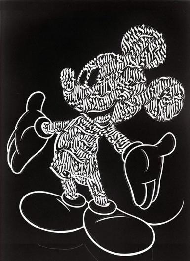 A E R O S Y N - L E X #ink #mickey
