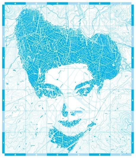 Studio Volk - Graphic Design and Art Direction #illustration #poster #bjork