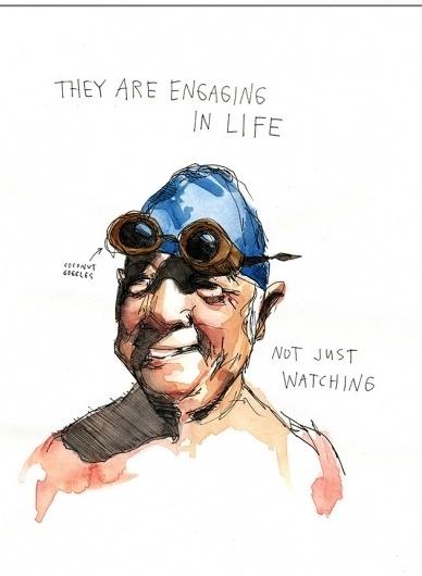 Wendy MacNaughton #macnaughton #illustration #wendy