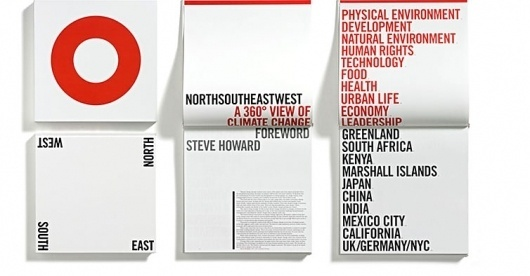 Browns Design – Work - The Climate Group - Identity Programme #literature #identity #book #guidelines