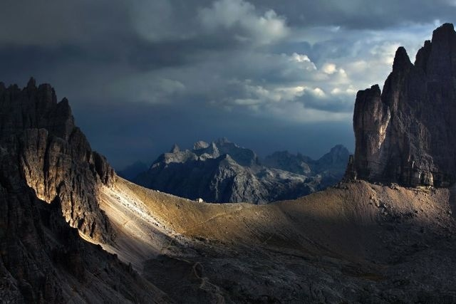 Kilian Schoenberger Landscape Mountain