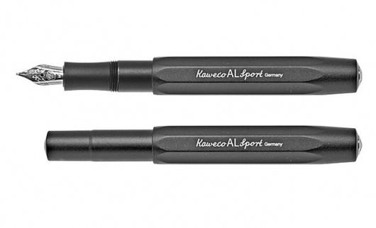 Kaweco Sport Aluminum Fountain Pen - Kaufmann Mercantile Store #handwriting #pen