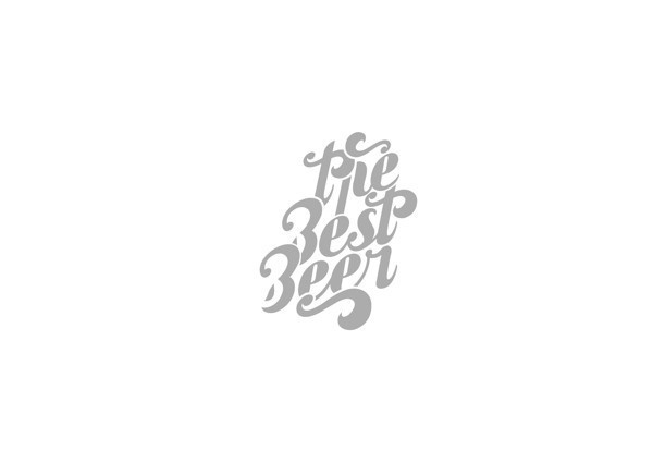 The Best Beer #logotype #identity #beer
