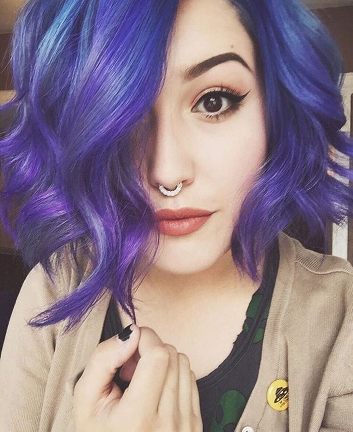 Arctic Fox Hair Color – Purple Magic