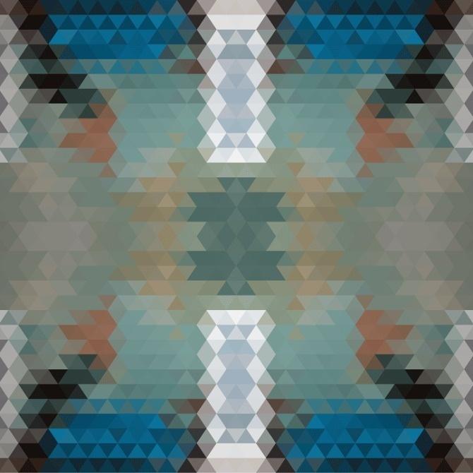 Pattern Collage - the portfolio of sallie harrison #pattern #design #geometric #wallpaper #patterns