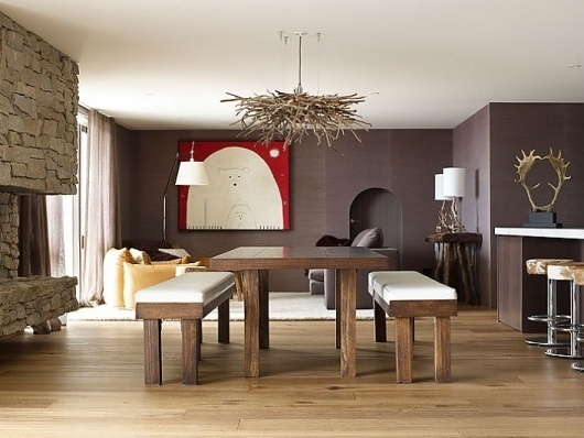 Modern Wooden Floor Boards in Interior Design by Harper & Sandilands - Pictures | Interior Design | Architecture | Furniture #interior #sandilands #harper #design