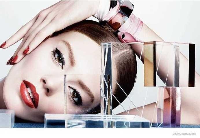 Ondria Hardin by Craig McDean #fashion #photography #inspiration