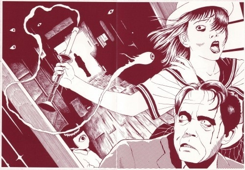 Image result for Suehiro Maruo