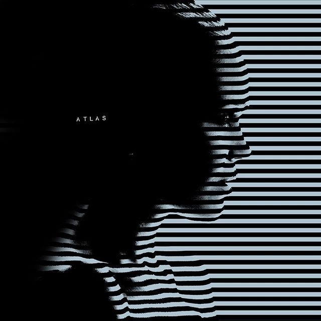 album cover #album #cover #design #line #shape #form #pastel #stripes