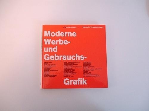 Moderne Werbe und Gebrauchs Grafik | Flickr - Photo Sharing! #neuburg #hans #modern #graphik #design #graphic #book #gebrauchs
