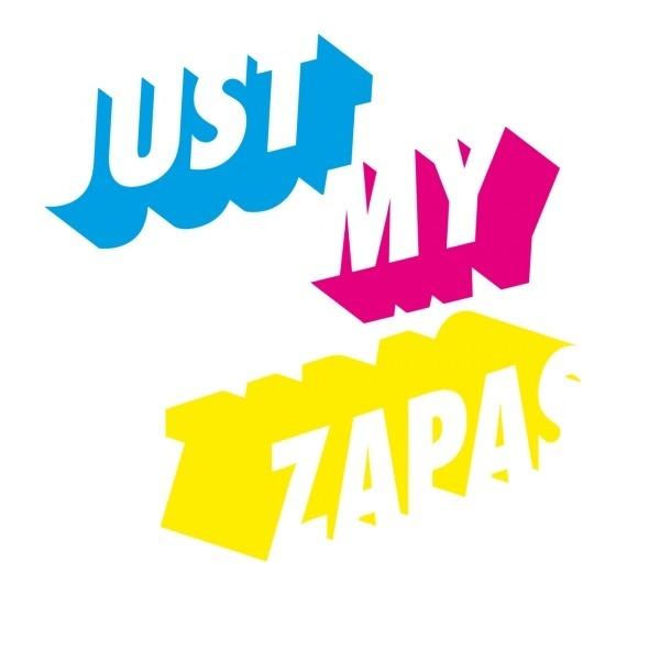 Just my zapas #logo #design #sneakers