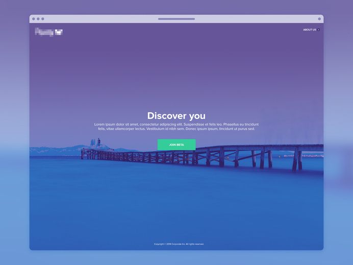 Invite_landing #invite page #landing page