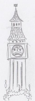 L A N S A N G / A L E X A N D E R #animation #london #big #fire #gif #riot #loot #ben