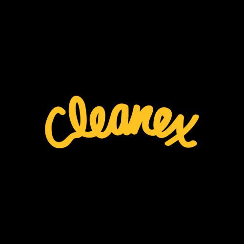 Cleanex #brand #parody #logo