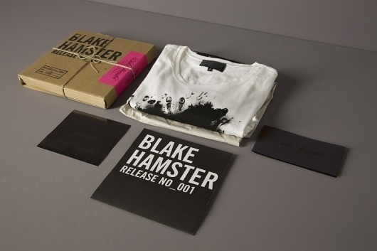 Blake Hamster. Marken- und Produktentwicklung #print #design #stationary