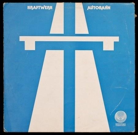 Kraftwerk Autobahn Sleeve » ISO50 Blog – The Blog of Scott Hansen (Tycho / ISO50)