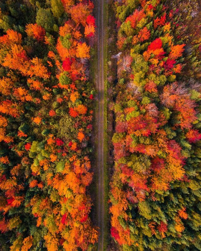 Canada From Above: Stunning Drone Photography by Tom Cochrane