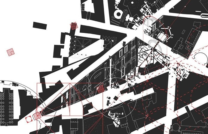 Formal Analysis | Yale School of Architecture Homogeneous and Heterogeneous Space: An Evolution #urban