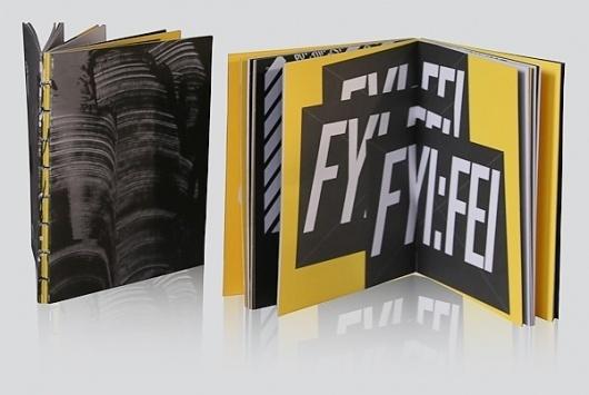 Clean Futures Brochure | Flickr - Photo Sharing! #design #graphic #grid #spread #brochure #typography