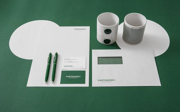 Hartmanns | Re public #print #mug #envelope #pen #stationery #coffee