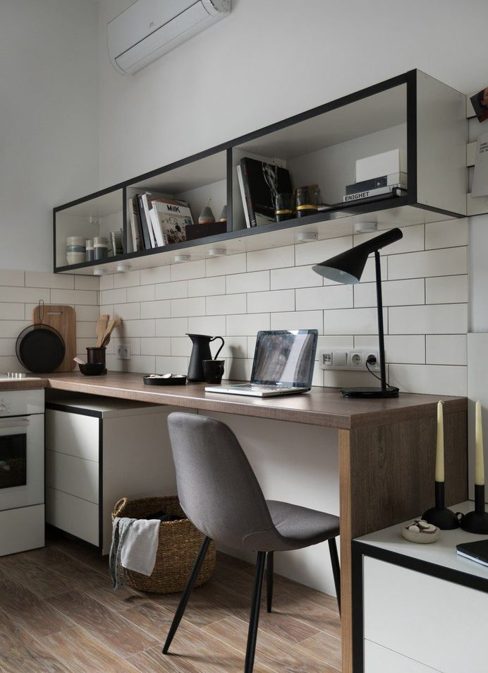 Well Planned Tiny Apartment in Odessa with an Inviting Interior Design 6