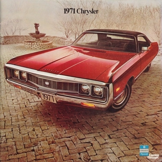 71chr_cover_b.jpg (JPEG Image, 1174x1175 pixels) #chrysler #ads #car #1970s