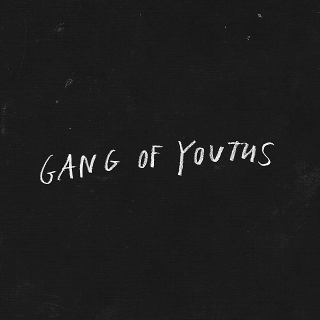 """Nathan Johnson on Instagram: """"It was an honor to work on album artwork for the boys from @gangofyouths ...... Their debut album The Positi"""