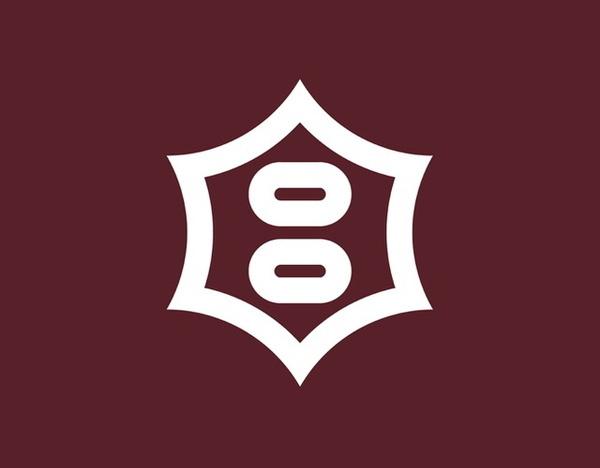 Kanji municipal emblem, Japan #logo