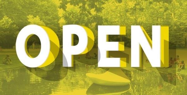 OPEN #typographic