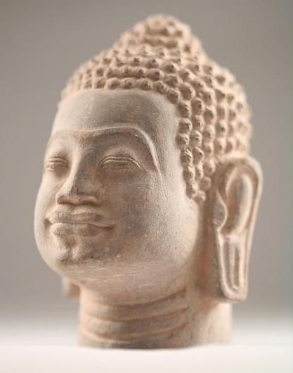 Studio curio #3: Buddha head | News and views